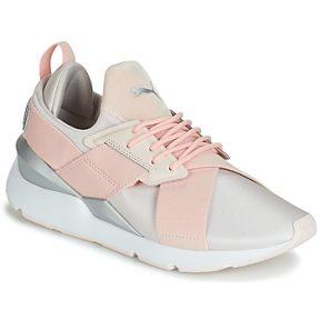 Xαμηλά Sneakers Puma WN MUSE SATIN II.PEARL