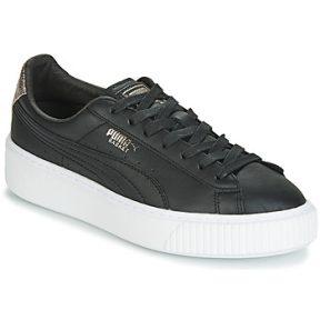 Xαμηλά Sneakers Puma WN SUEDE PLATFM OPULENT.BL