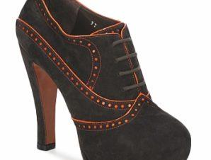 Μποτάκια/Low boots Michel Perry ORCHID