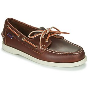 Boat shoes Sebago DOCKSIDES PORTLAND WAXED