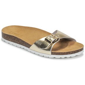 Mules Only MADISON METALLIC LEATHER
