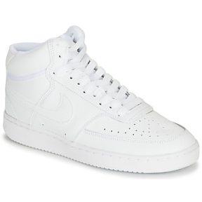 Ψηλά Sneakers Nike COURT VISION MID