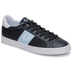 Xαμηλά Sneakers Fred Perry LAWN LEATHER / MESH
