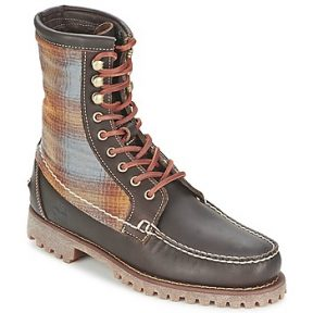 Μπότες Timberland AUTHENTICS 8 IN RUGGED HANDSEWN F/L BOOT