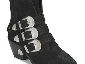 Μπότες Pepe jeans WESTERN W BUCKLE