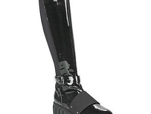 Μπότες Philippe Morvan DARMY V1 VERNIS NOIR