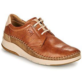 Xαμηλά Sneakers Fluchos 0795-TORNADO-CUERO