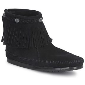 Μπότες Minnetonka HI TOP BACK ZIP BOOT