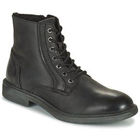 Μπότες Jack Jones JFW KARL LEATHER BOOT