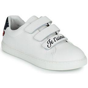 Xαμηλά Sneakers Bons baisers de Paname EDITH JE T AIME MOI NON PLUS