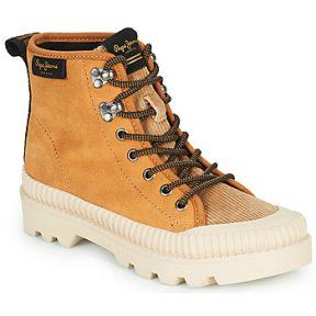 Ψηλά Sneakers Pepe jeans ASCOT DESERT