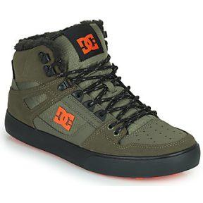 Ψηλά Sneakers DC Shoes PURE HIGH-TOP WC WNT