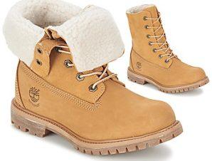 Μπότες Timberland AUTHENTICS TEDDY FLEECE WP FOLD DOWN