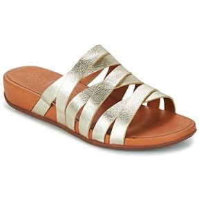 Mules FitFlop LUMY LEATHER SLIDE