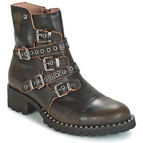 Μπότες Dkode UMBRIA-BLACK-001