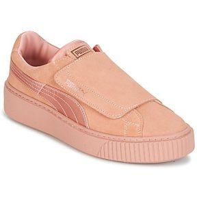Xαμηλά Sneakers Puma PLATFORMSTRAP SATIN EP W'S