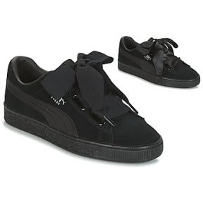 Xαμηλά Sneakers Puma W SUEDE HEART EP.BLACK