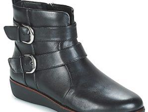 Μπότες FitFlop LAILA DOUBLE BUCKLE