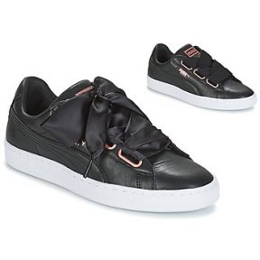 Xαμηλά Sneakers Puma WN SUEDE HEART LEATHER.BLA