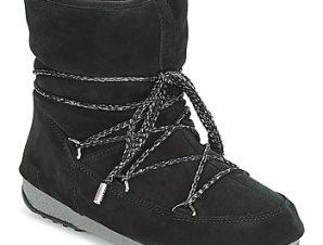 Μπότες για σκι Moon Boot LOW SUEDE WP