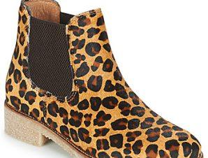 Μπότες Bensimon BOOTS CREPE
